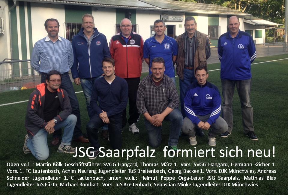 JSG Saarpfalz formiert sich neu