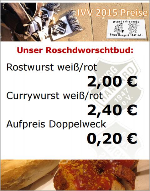 rostwurst