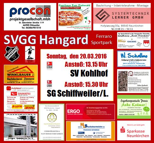 Plakat für Kollingecho