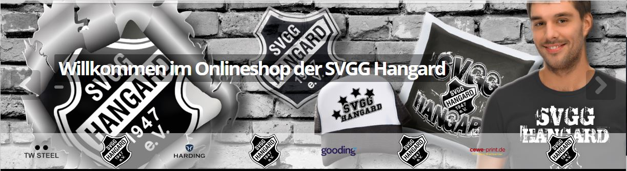 374 Artikel im neuen ONLINESHOP der SVGG