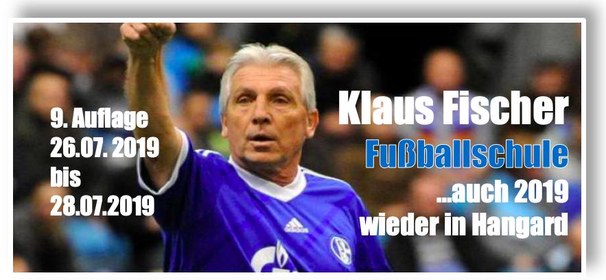 Klaus Fischer 2019 – 1 Click zur Online-Anmeldung