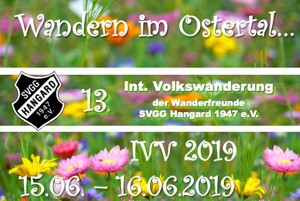 IVV-Wanderung 2019 — 1 Click